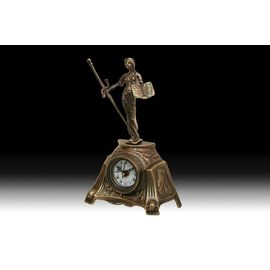 Часы Virtus JUSTICE MINI (античная бронза)