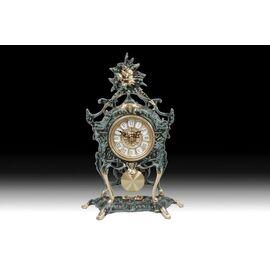 Часы Virtus PENDULIN W/PEND (синяя глазурь)