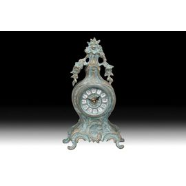 Часы Virtus FRUITS (бирюзовая глазурь)