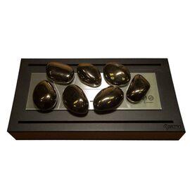 Керамическая галька Kratki №7 (золото)